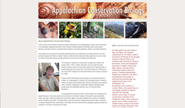 Appalachian Conservation Biology